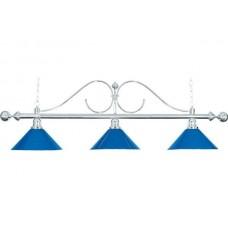 Lamp Classic, blue, 3 Bells